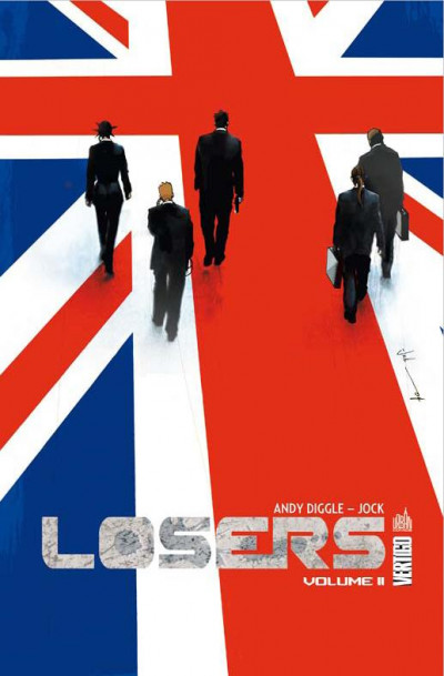 Couverture losers tome 2