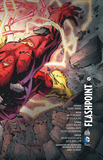Page 3 Flashpoint + Blu-Ray et DVD