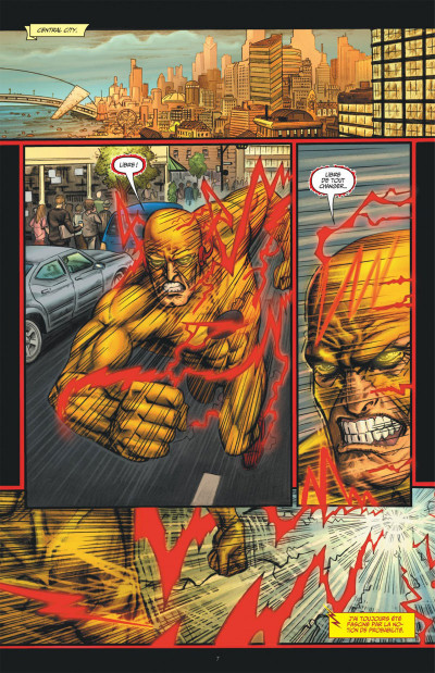 Page 7 Flashpoint + Blu-Ray et DVD