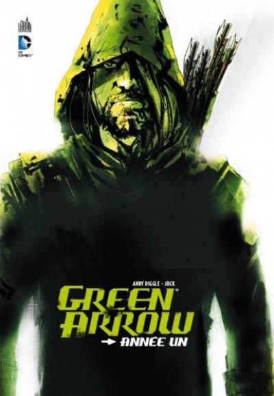 Couverture Green Arrow - année un