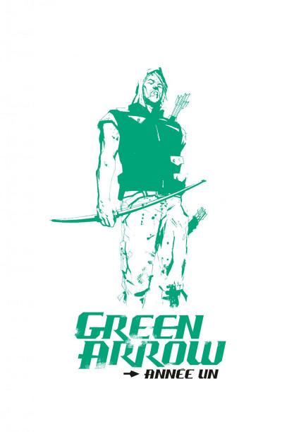 Page 1 Green Arrow - année un
