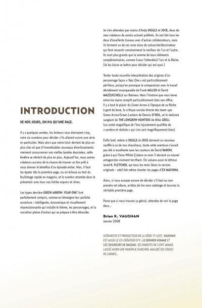 Page 4 Green Arrow - année un