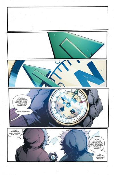 Page 7 Green Arrow - année un