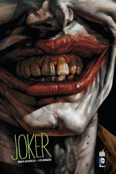 Couverture Joker DC Deluxe