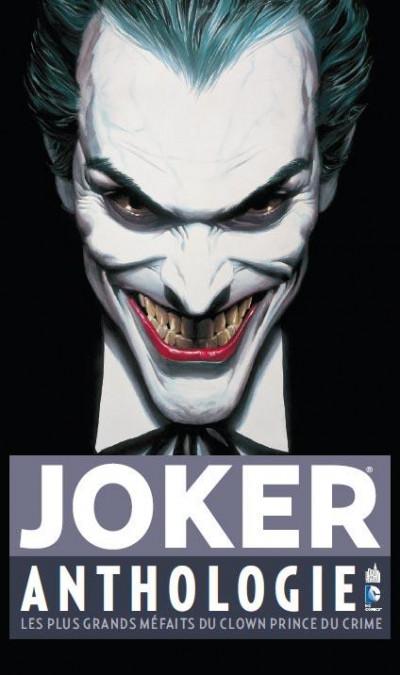 Couverture Joker Anthologie - DC Anthologie