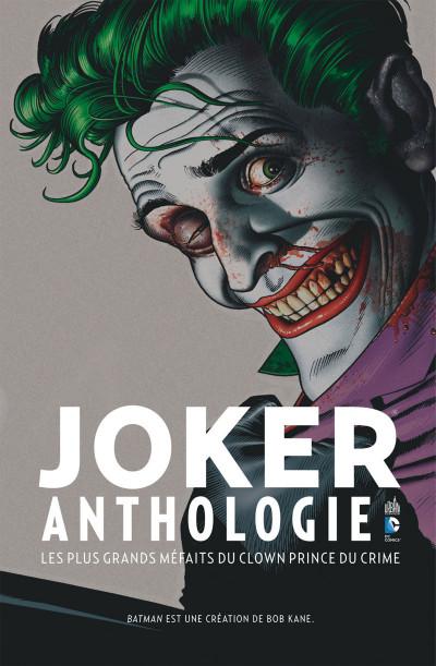Page 3 Joker Anthologie - DC Anthologie