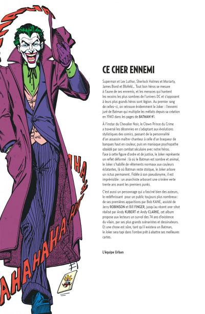 Page 4 Joker Anthologie - DC Anthologie