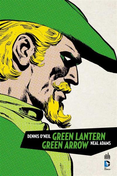 Couverture Green Arrow & Green Lantern