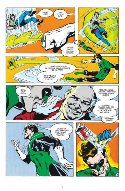 Page 3 Green Arrow & Green Lantern