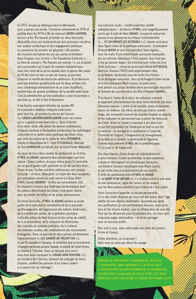 Page 5 Green Arrow & Green Lantern