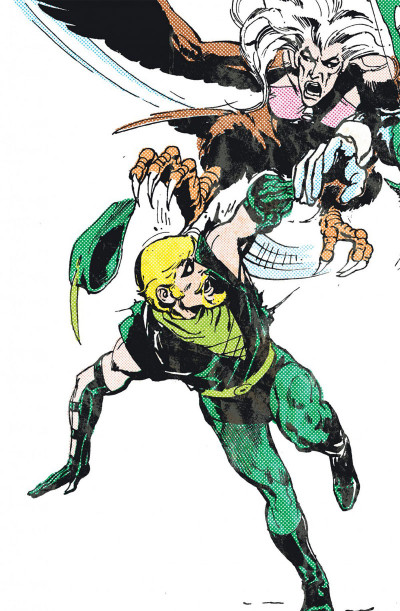 Page 6 Green Arrow & Green Lantern