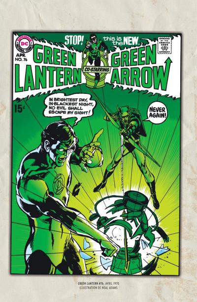 Page 8 Green Arrow & Green Lantern