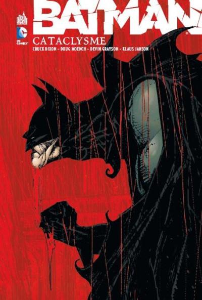 Couverture Batman - Cataclysme