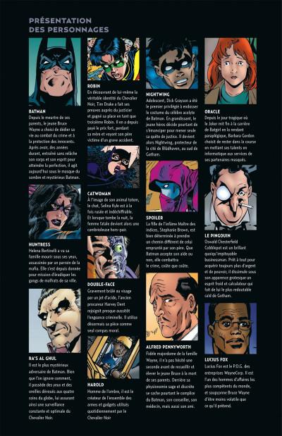 Page 5 Batman - Cataclysme