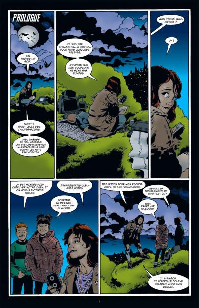 Page 6 Batman - Cataclysme