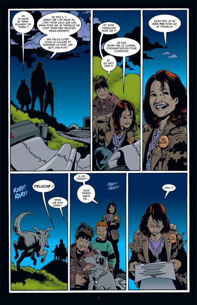 Page 7 Batman - Cataclysme