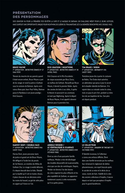 Page 5 Batman Le fils prodigue