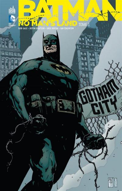 Couverture Batman no man's land tome 1