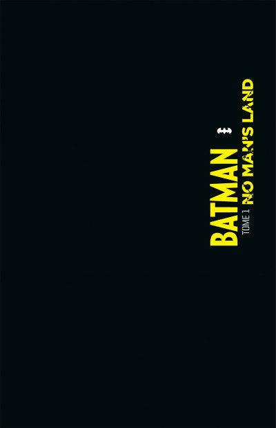 Page 1 Batman no man's land tome 1