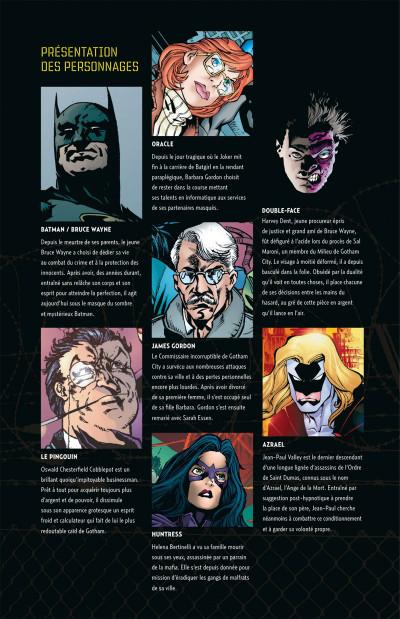 Page 5 Batman no man's land tome 1