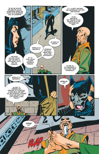 Page 8 Batman knightfall tome 5