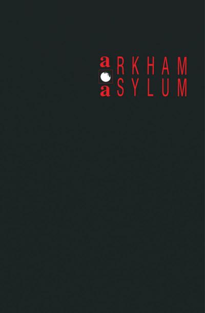 Page 1 Batman - Arkham asylum