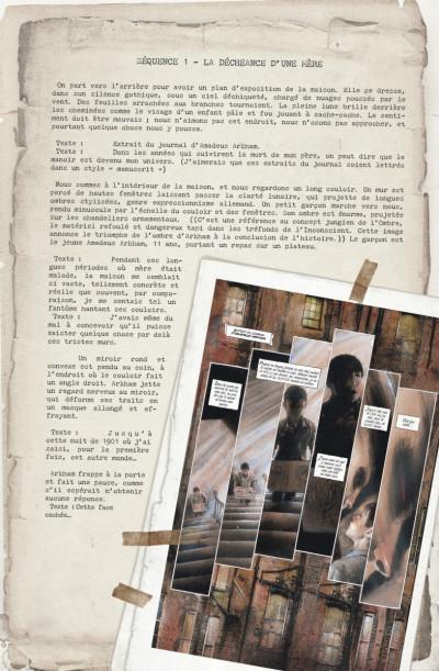 Page 2 Batman - Arkham asylum
