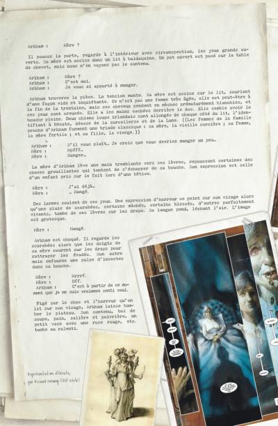 Page 3 Batman - Arkham asylum