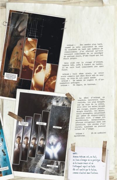 Page 4 Batman - Arkham asylum
