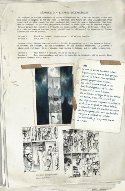 Page 5 Batman - Arkham asylum