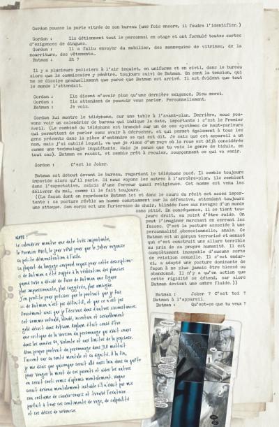 Page 6 Batman - Arkham asylum