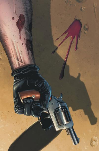 Page 2 before watchmen  DC Deluxe - Comédien