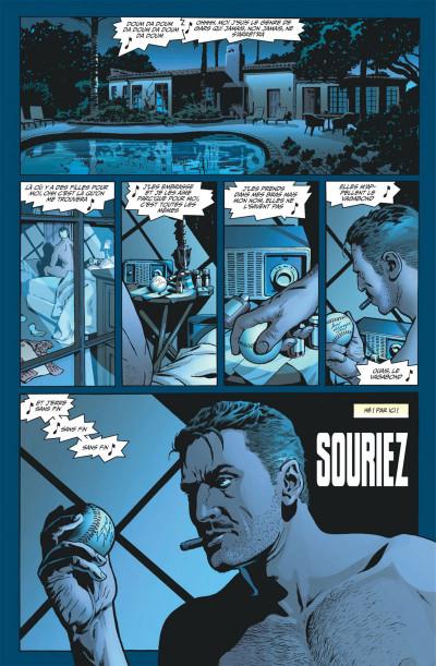 Page 7 before watchmen  DC Deluxe - Comédien