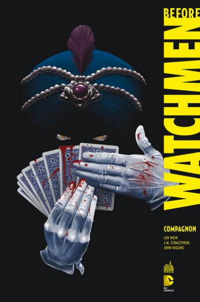 Couverture Before Watchmen Compagnon - DC Deluxe tome 2