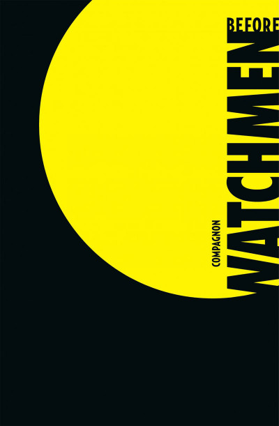 Page 1 Before Watchmen Compagnon - DC Deluxe tome 2