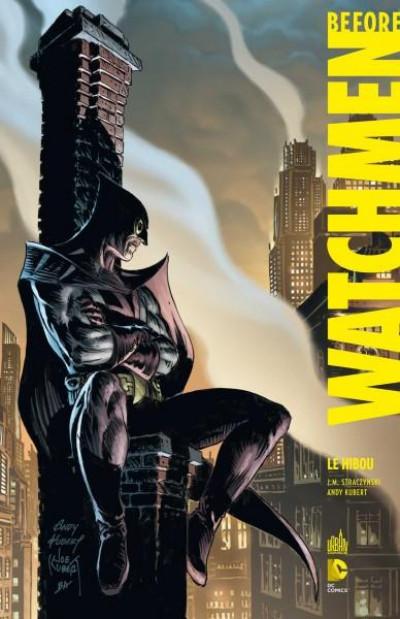 Couverture before watchmen DC Deluxe - le Hibou