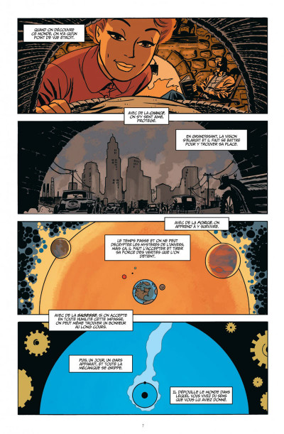Page 7 Before Watchmen Minutemen - DC Deluxe tome1
