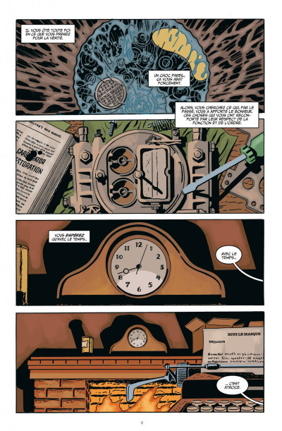 Page 8 Before Watchmen Minutemen - DC Deluxe tome1