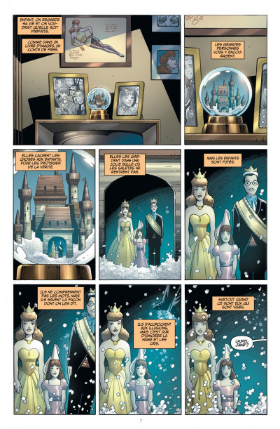 Page 7 Before Watchmen DC Deluxe tome 4 -  Spectre Soyeux