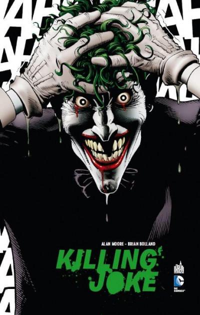 Couverture Killing Joke