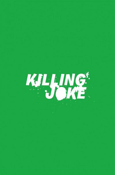 Page 1 Killing Joke