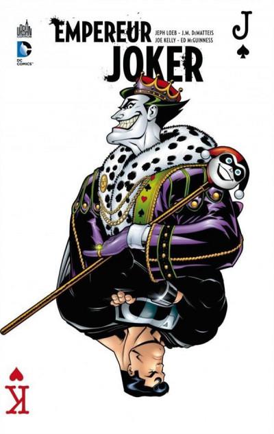 Couverture Empereur Joker - DC Nemesis