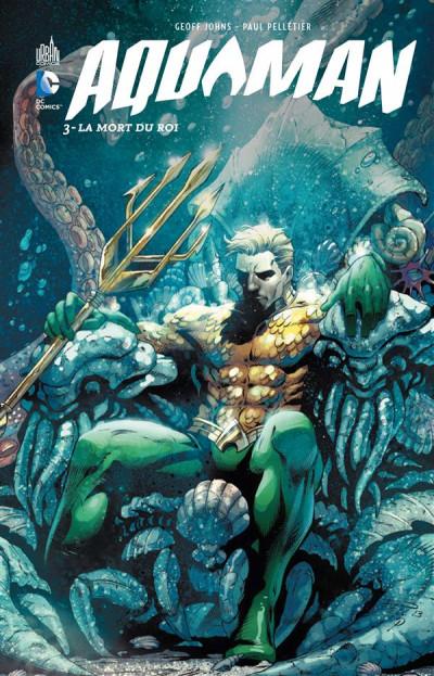 Couverture Aquaman tome 3