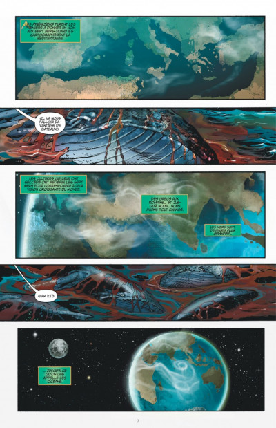 Page 1 Aquaman tome 3