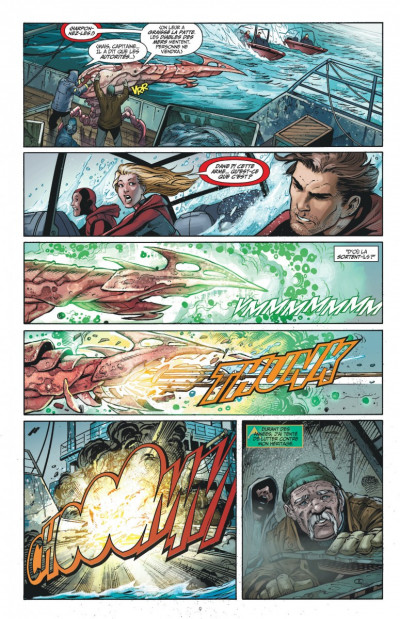 Page 3 Aquaman tome 3
