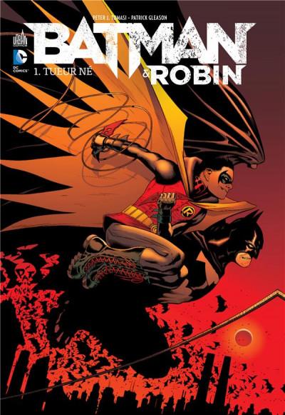 Couverture Batman et Robin tome 1