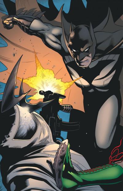 Page 2 Batman et Robin tome 1