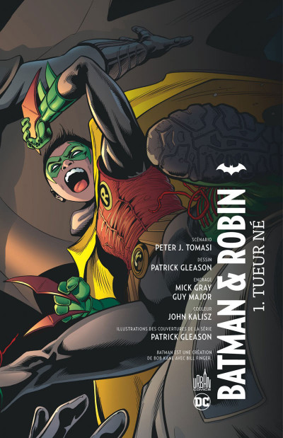 Page 3 Batman et Robin tome 1