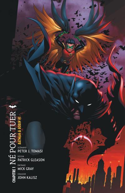 Page 4 Batman et Robin tome 1