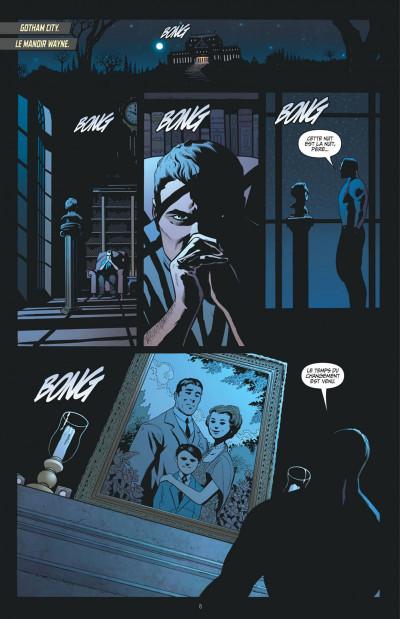 Page 8 Batman et Robin tome 1